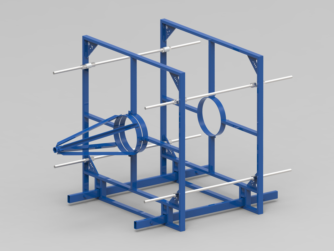 IHS Coil Frames